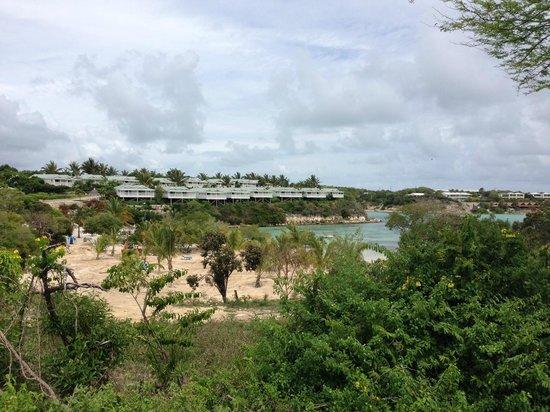 The Verandah Resort & Spa : Distant view of resort