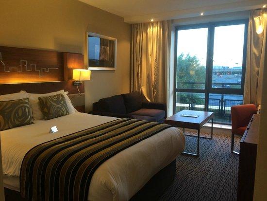 Radisson Blu Hotel, Dublin Airport: Rm 114