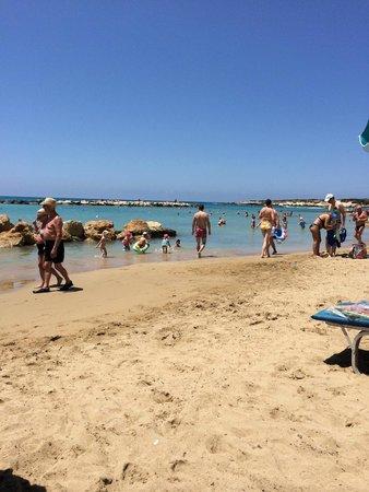Coral Bay: Коралловый залив и толпы туристов