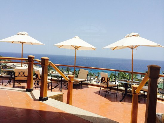 Hyatt Regency Sharm El Sheikh Resort: From Azure Lounge