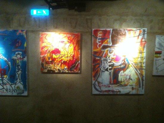 Story Hotel Riddargatan: Amazing Art