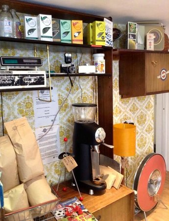 The Urban Shed: Coffee