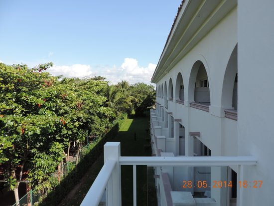 Hotel Riu Palace Mexico: View from Room 2023