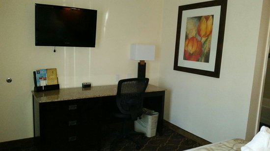 Park Vue Inn : Love the upgrade to the rooms