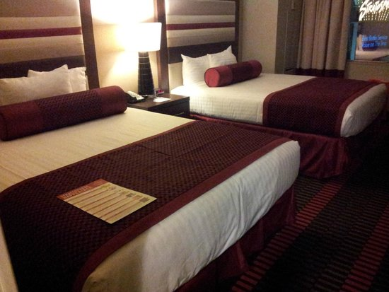Stratosphere Hotel, Casino and Tower: beds