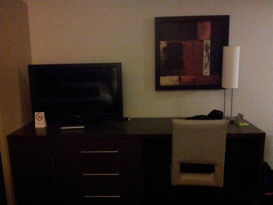 Stratosphere Hotel, Casino and Tower: TV set