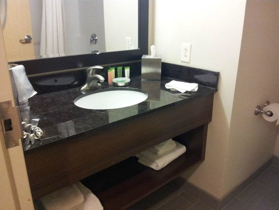 Stratosphere Hotel, Casino and Tower: Bathroom