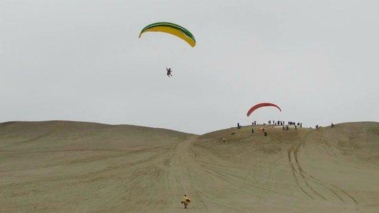 Aeroxtreme Paragliding School: volandooooooo