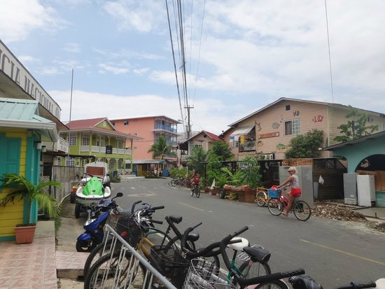 Hostel Heike: Alrededores del hostel