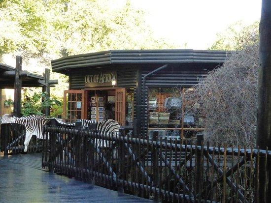 Protea Hotel by Marriott Kruger Gate: Giftshop