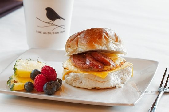 NOLA North Grille: Breakfast Sandwich of the Day