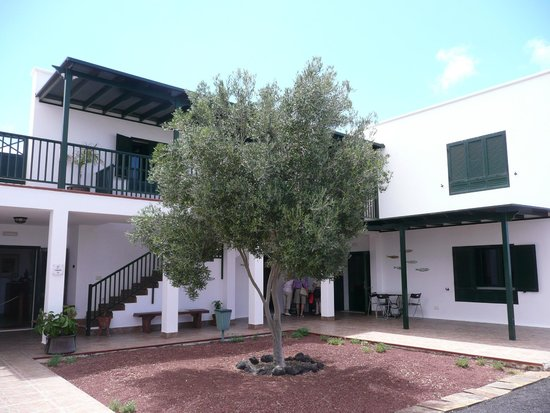 Casa Jose Saramago: entrada