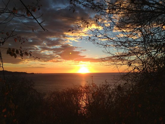 Four Seasons Resort Costa Rica at Peninsula Papagayo: Sunset