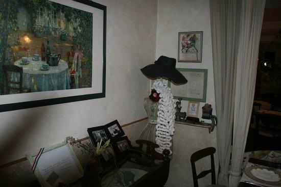 Il Lupo Antica Trattoria: Interior