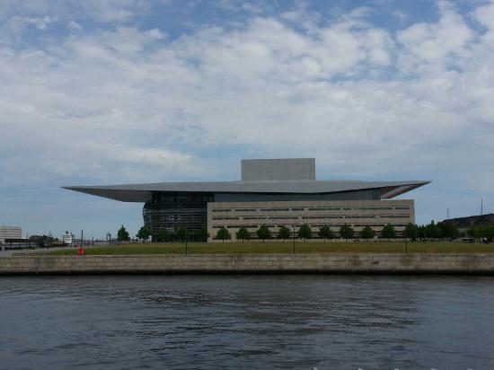 Photo of Copenhagen Opera House taken with TripAdvisor City Guides
