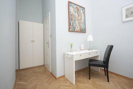 Hostel Zappio: Pokój dwuosobowy z łazienką - pok. nr. 7
