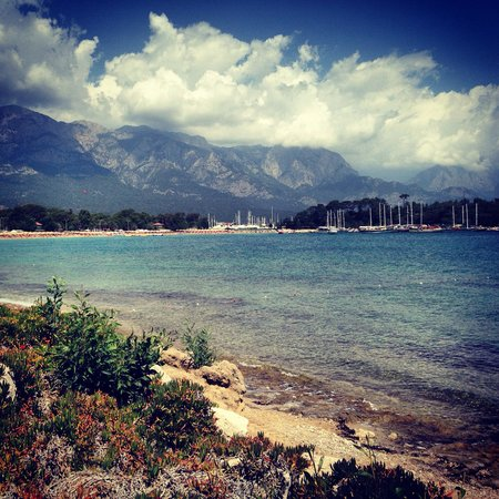 Club Med Kemer: Mountain view
