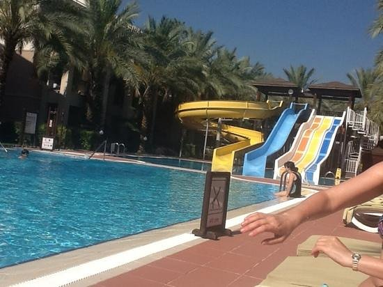 Alkoclar Exclusive Kemer: small pool (aquapark)
