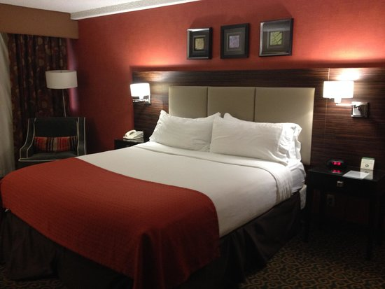 Holiday Inn San Francisco - Intl Airport : King Room