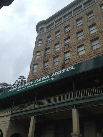 1905 Basin Park Hotel: The Basin Park Hotel