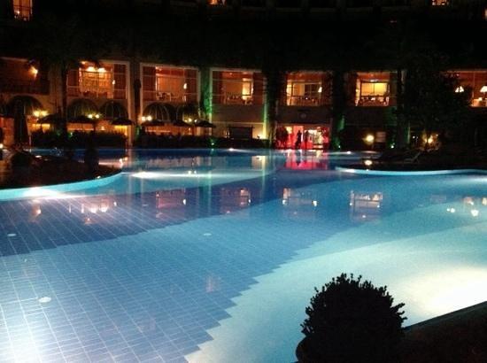 Alkoclar Exclusive Kemer: big pool