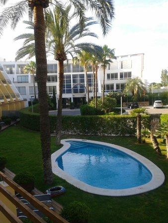 Protur Sa Coma Playa Hotel & Spa: vue de la chambre