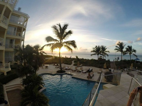 Windsong Resort: Best sunsets