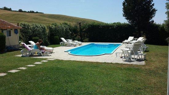 Podere Il Mulino: Swimmingpool