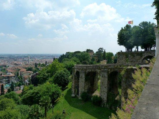 Cinta Muraria di Bergamo : Bergamo