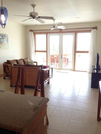 The Phoenix Resort : living room