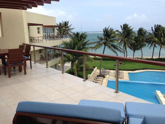 The Phoenix Resort: balcony view