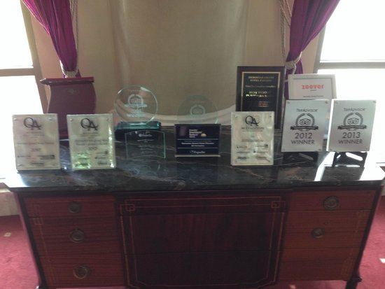 Iberostar Grand Hotel Paraiso: Awards.