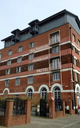 Salthouse Harbour Hotel: Hotel exterior