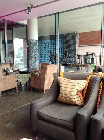 Salthouse Harbour Hotel: Lobby