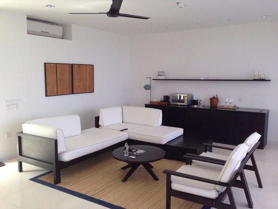 Montigo Resorts Nongsa: Spacious living room!