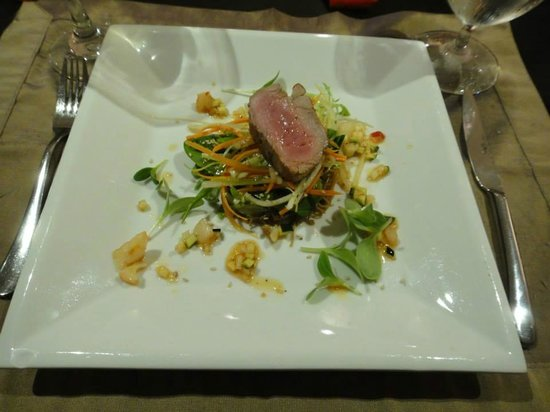 Carte Blanche Restaurant : Appetizer 2