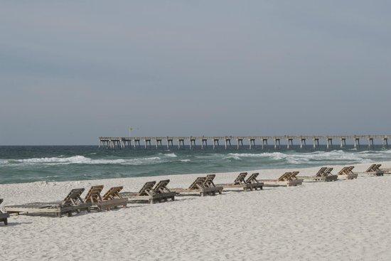Playa en Pensacola Beach