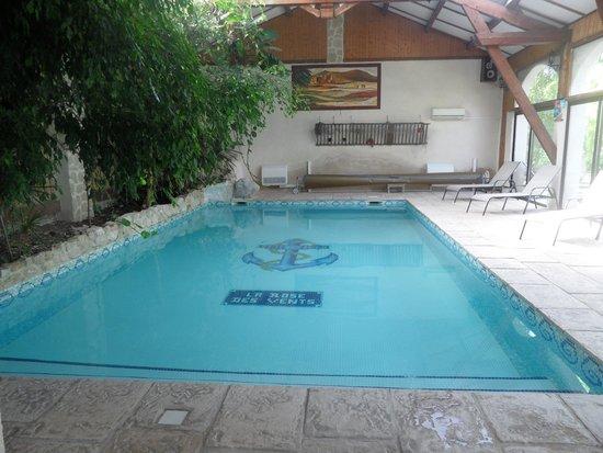 La Pitchoune: belle piscine