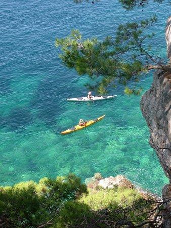 TUI SENSIMAR Kalamota Island Resort: Kalamota kayaking