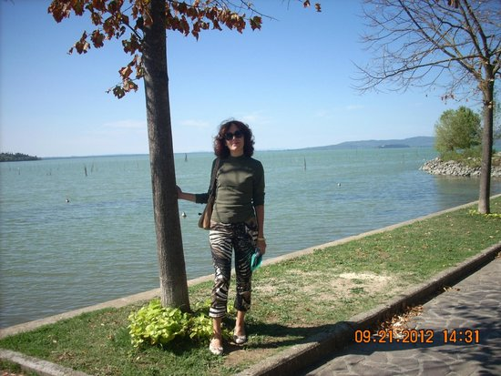 Vendita quadro il lago carmela marti pitturiamo