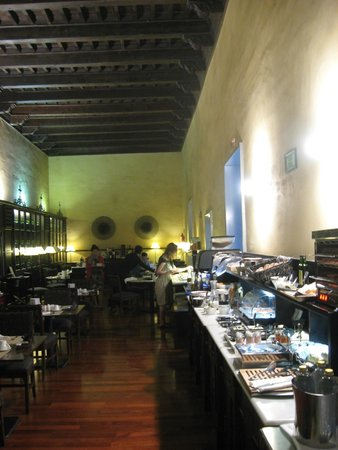 AC Palacio De Santa Paula, Autograph Collection: Dining