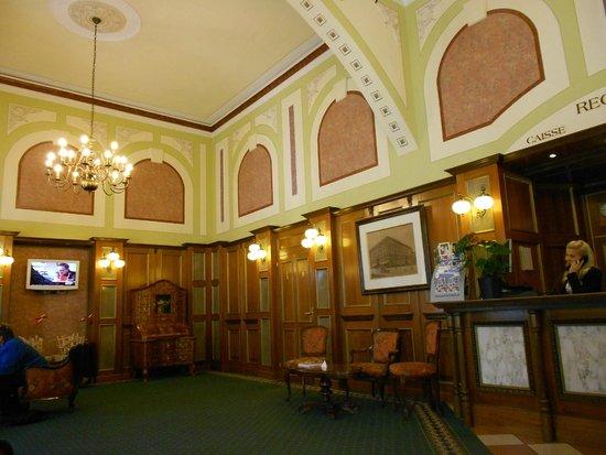 Bellevue Hotel: LOBBY HOTEL