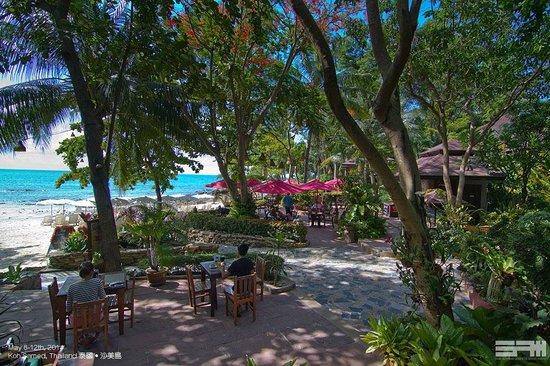 Samed Villa Resort: Restaurant