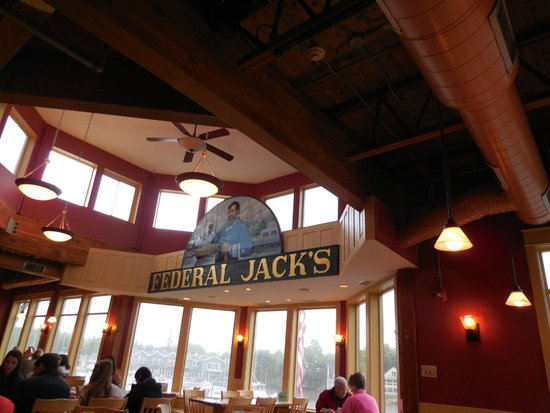 Federal Jacks Restaurant and Brewpub : Federal Jack's