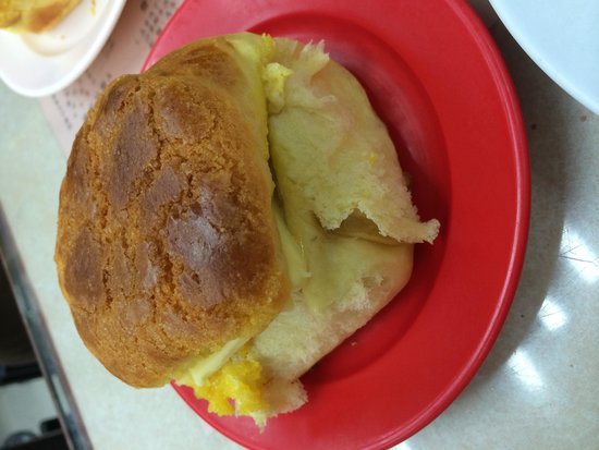 Kam Fung Cafe: Bo Lou bao