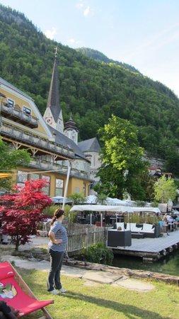 Gasthof Simony Restaurant am See: вид возле