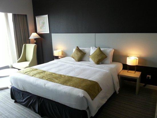 Thistle Johor Bahru: Bed