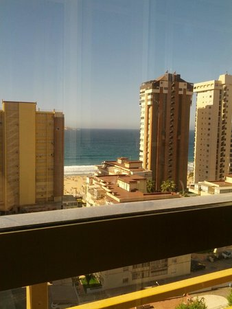 Vina del Mar Apartments: VISTAS