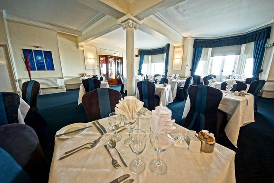 Verandah Restaurant at BEST WESTERN York House Hotel