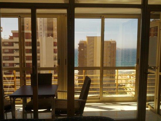 Vina del Mar Apartments : TERRAZA